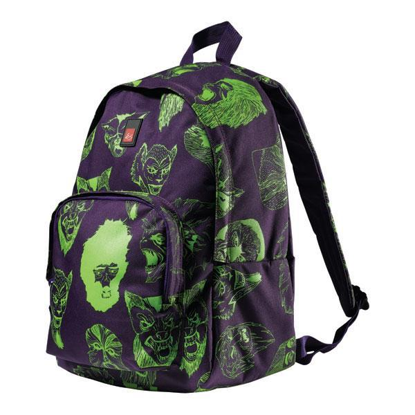 Es Backpack Tricky 1.5 Purple