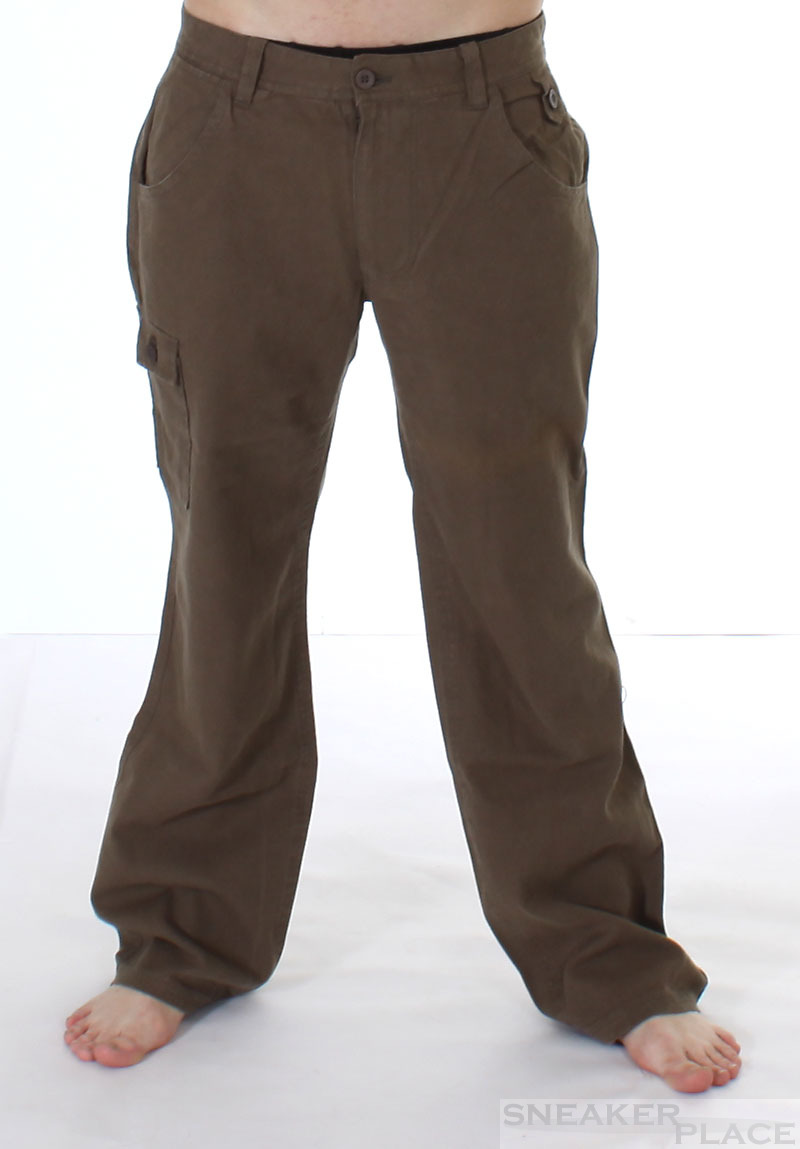 Ipath Pant Hemp Khaki - Brown
