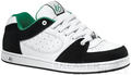 es Men Shoes Accel TT white/black/green
