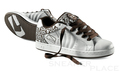 Globe Focus Graphik white/choco GNR Skaterschuhe