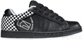 Globe Focus Graphik Checkerboard black/white Skaterschuhe