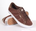 Lakai Howard Select Brown Suede Skaterschuhe