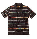 IPATH Polo Shirt Grasshopper Schwarz