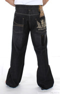 Sir Benni Miles Denim Pant Black