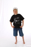 Etnies Scribbler Kids T-Shirt Black