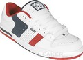 Osiris Vertigo White/Red/Navy Skaterschuhe