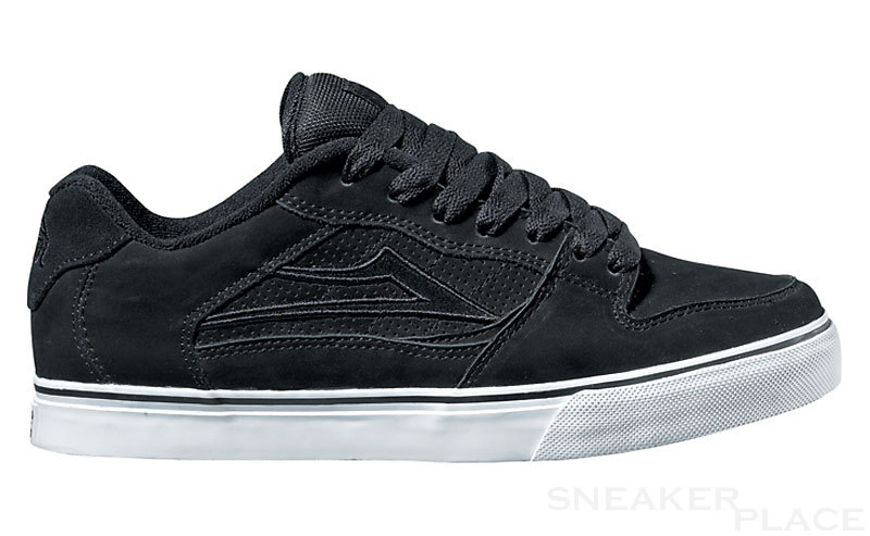 LAKAI Rick Select Black ft Nubuck Keng�t