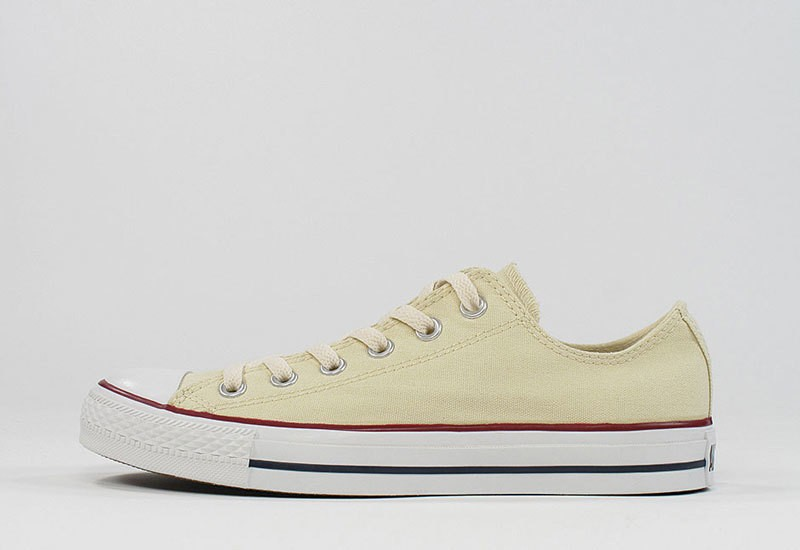 converse schuhe chucks low wei creme. Black Bedroom Furniture Sets. Home Design Ideas