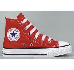 Converse Chuck Taylor AS Hi Kids rot Schuhe