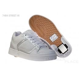 Heelys Street Lo Schuhe weiß