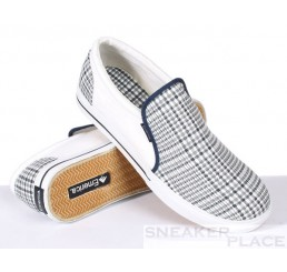 Emerica Ridgemont SMU Schuhe weiß/blau