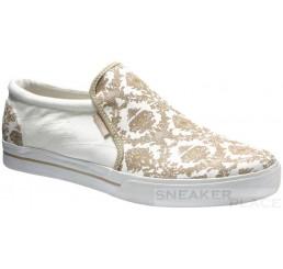 Emerica Ridgemont SMU Schuhe weiß/beige