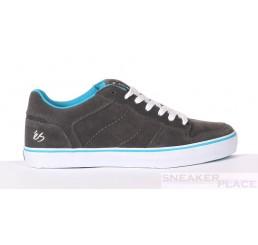 es Theory dunkelgrau/blau Schuhe