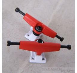 B-Low Fingerboard Achsen Stage-3 weiß/rot