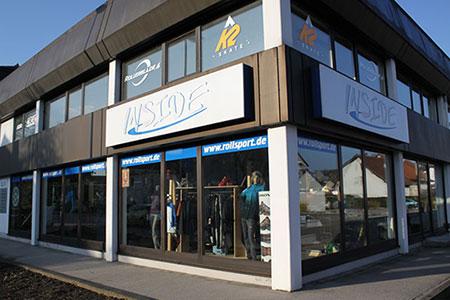 Inliner Shop INSIDE Mindelheim