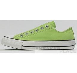 Converse AS Slip On can seas. grün weiß Schuhe
