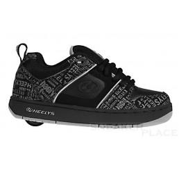 Heelys Typhoon - Schuhe mit Rollen schwarz