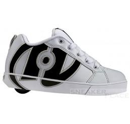 Heelys no Bones Lo White/Black - Schuhe mit Rollen