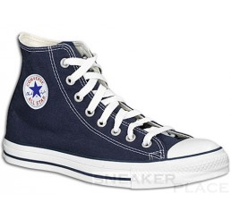 Converse Chucks Men All-Stars Hi Marine Schuhe