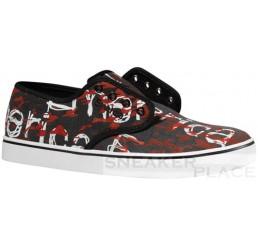 Emerica Skaterschuhe für Männer schwarz/print