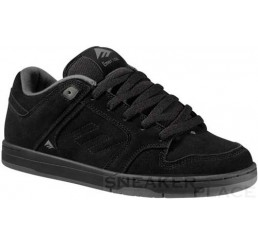 Emerica Men Skateshoe Ledge black/black/grey