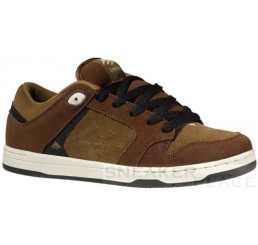 Emerica Men Skateshoe Ledge brown/tan/black