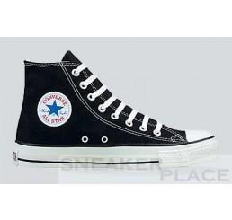 Converse Chuck Taylor All-Stars Hi schwarz Schuhe