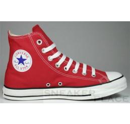 Converse Chuck Taylor All-Stars Hi Schuhe Rot