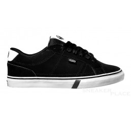 DVS Crenshaw Black FT Nubuck