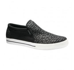 Emerica Kinder Slip On Schuhe Ridgemont schwarz