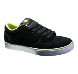 Emerica Jinx SMU black/lime Skaterschuhe