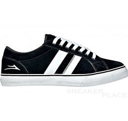 LAKAI MJ2 Select black/white Skaterschuhe
