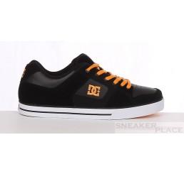 DC Pure Slim schwarz-orange