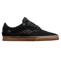 Emerica Reynolds 3 Low Vulc Schwarz